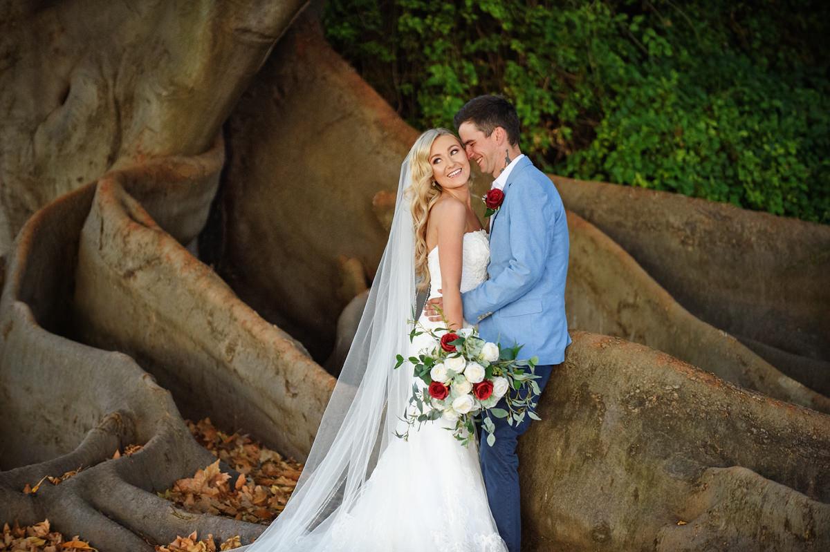 Wedding day, 23 February 2019. Image courtesy of Sophie Maskelyne.