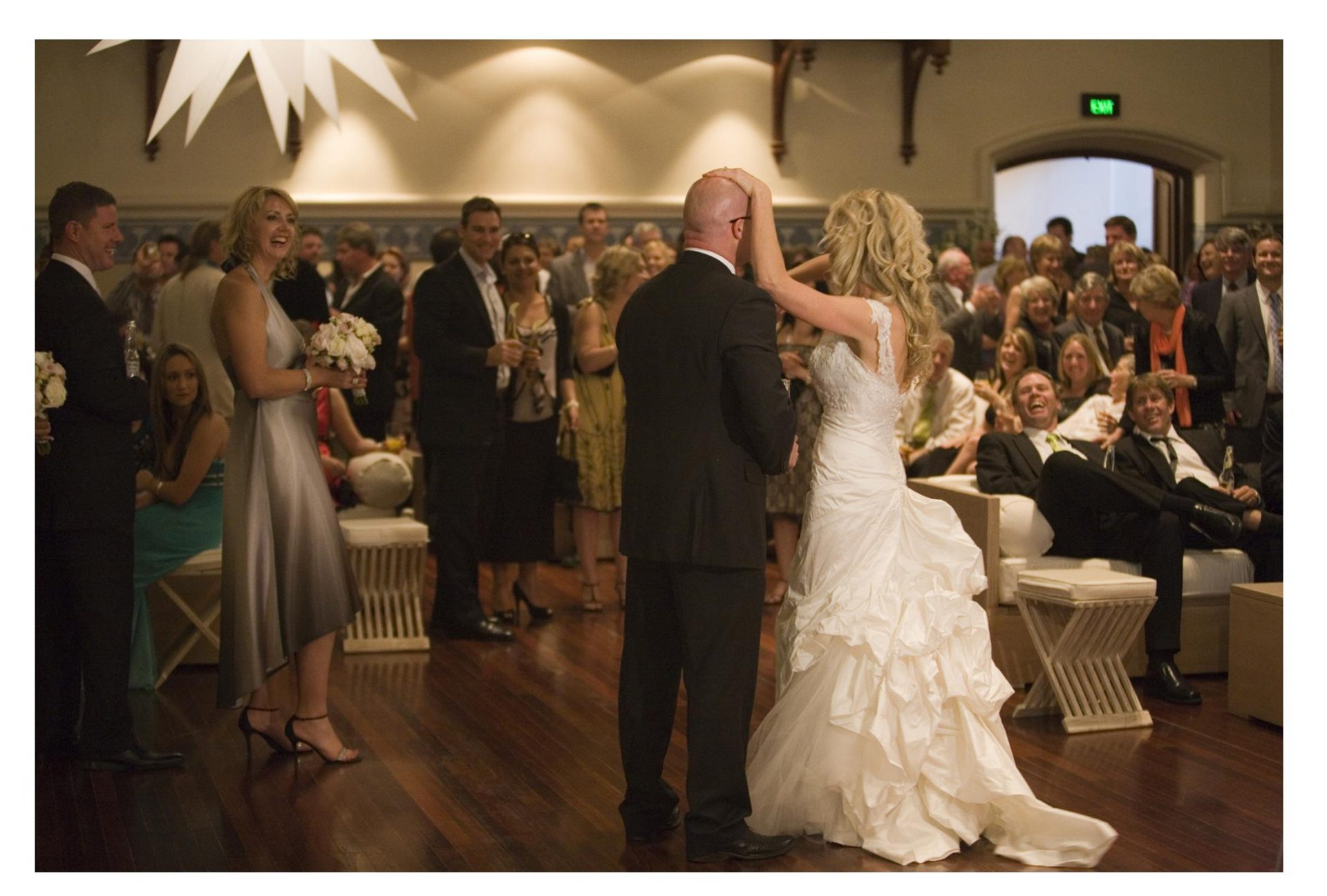 Guildford Grammar School Chapel and reception at Perth Town Hall on 8 November 2008. Image courtesy of Samantha House of Photography.